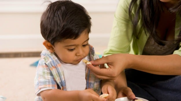 What Forcing Kids to Eat Can do to Them