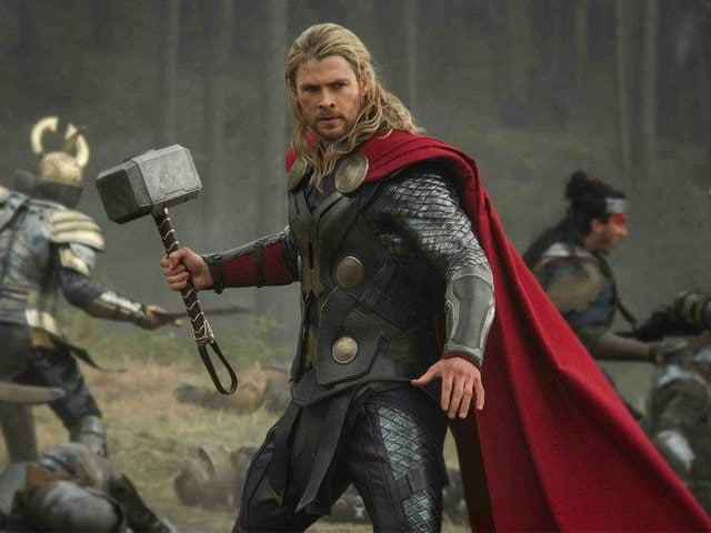 Chris Hemsworth's Daughter 'Doesn't Like' His Thor Costume