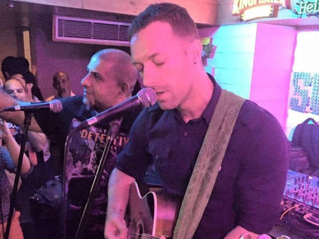 Chris Martin Was in the House? Delhi Club Owner Wants to 'Kill' Himself