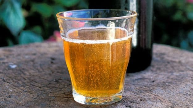Apple of the Drinker's Eye: UK Cider Sales Fizz Towards £1bn Mark