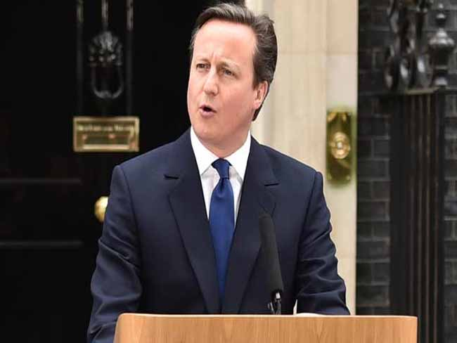 David Cameron Greets Indians in Britain on Diwali