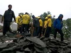 हिमाचल प्रदेश में मकान ढहने से 11 लोगों के मरने की आशंका