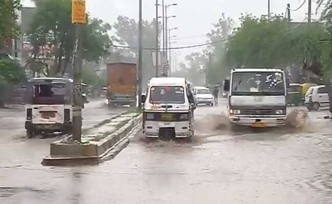 Delhi, Haryana Likely To Receive Heavy Rainfall Today: Weather Department