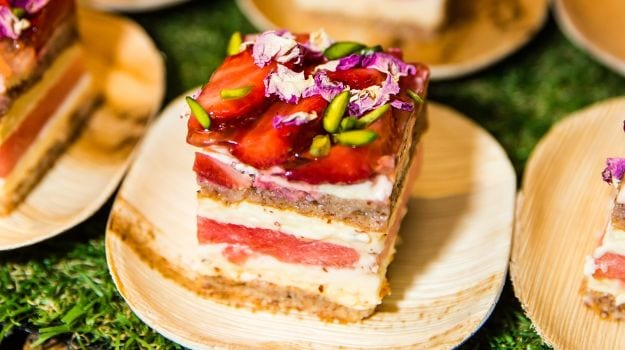 From Watermelon Cake to Miso Eclair The Most Innovative Cakes This