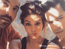 Top 10 Entries From Varun and Jacqueline's <I>Dhishoom</i> Diaries