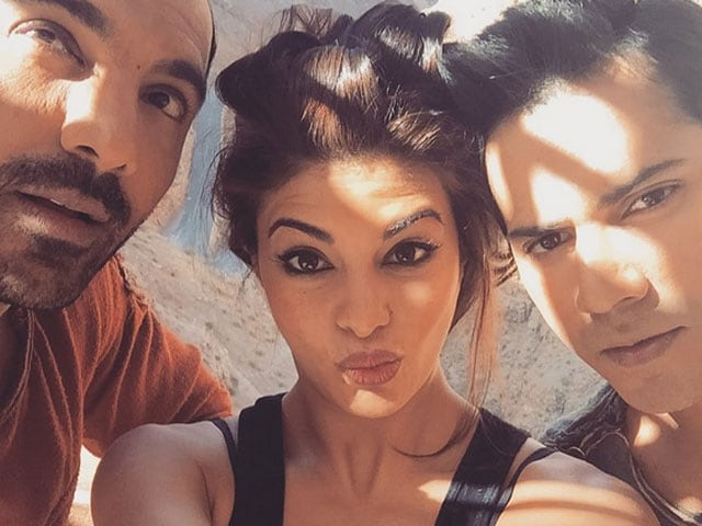 Top 10 Entries From Varun and Jacqueline's Dhishoom Diaries