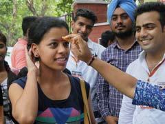 Day 1 at Delhi University: Selfie With Seniors, Lunch Treats Help Break Ice