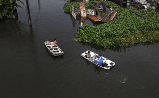 खतरे के निशान से ऊपर पहुंचा चंबल का जल स्तर, निचले इलाकों में बाढ़ का खतरा