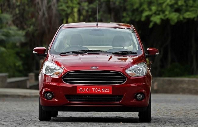 Ford Figo Aspire - Front