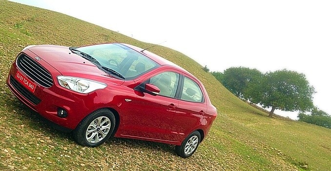 Ford Figo Aspire Sub-Compact Sedan - Review