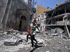 गजापट्टी में हुए विस्फोट में तीन फिलिस्तीनियों की मौत