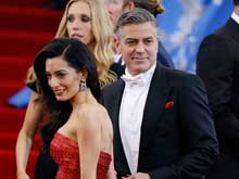 George and Amal Clooney Together Are Like a Rom-Com