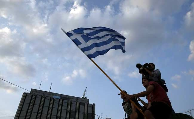 Negotiations on Greek Thrid Bailout Package to Begin on Monday