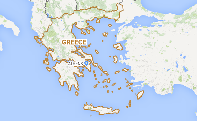 Islands Of Greece Map.Babies Children Drown As Migrant Boat Capsizes Off Greek Island