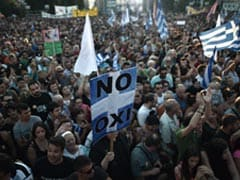 Greeks Deeply Divided Heading Into Crucial Vote