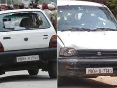 Gurdaspur Attack: Terrorists Carjacked Maruti 800, Sped Away