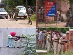 गुरदासपुर हमला : एनकाउंटर खत्म, 3 आतंकियों समेत 11 की मौत
