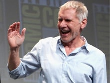 At Comic-Con, Harrison Ford Makes First Post-Crash Appearance, Says 'I'm Fine'