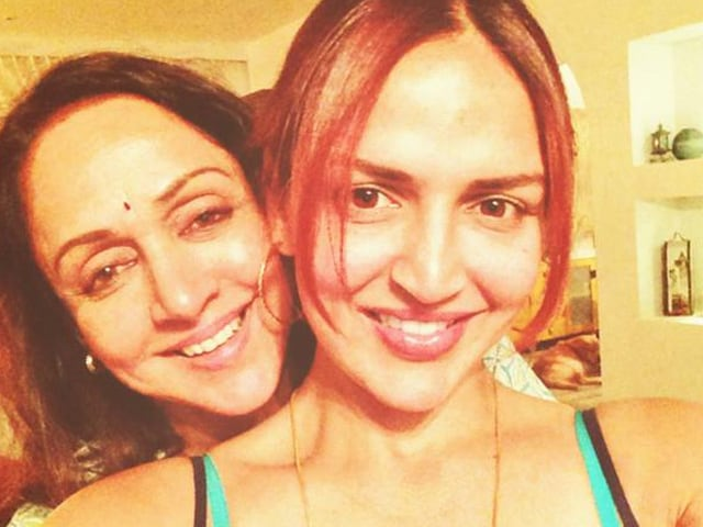 Hema Malini is 'Recovering Well', Says Daughter Esha Deol