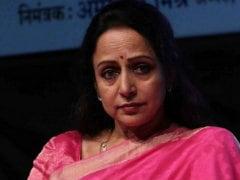 हेमा मालिनी ने पूछा सवाल- 'भगवान राम का नाम लेने से क्यों भड़क जाती हैं ममता बनर्जी?'