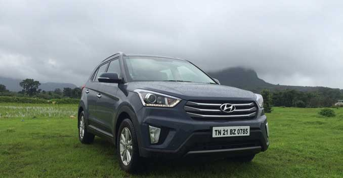 Hyundai Creta 1 6L Automatic Review - NDTV CarAndBike