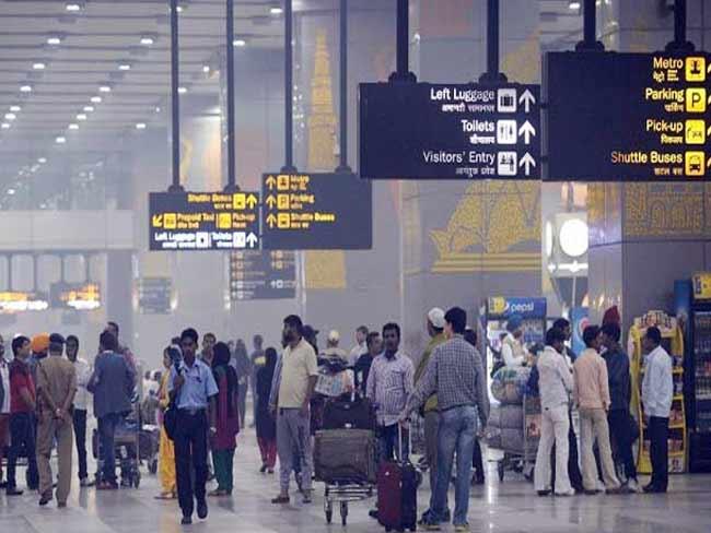 दिल्ली के इंदिरा गांधी हवाई अड्डे से IM आतंकवादी सिद्दीबापा गिरफ्तार