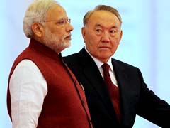 India Signs Five Key Agreements With Kazakhstan to Enhance Ties