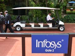 Infosys Posts Best Sales Growth in 15 Quarters, Shares Jump 15%
