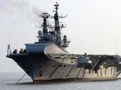 आईएनएस विराट : 23 जुलाई को अपने आखिरी समुद्री सफर के लिए तैयार