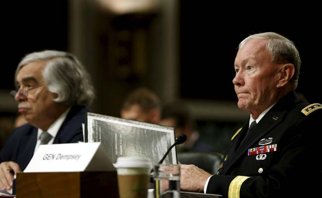 Top US General Says Iran Deal Lowers Near-Term Atomic Arms Risk