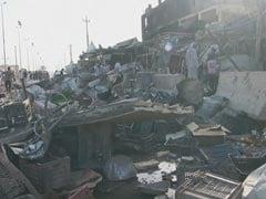 Truck Bomb In Northern Iraq Kills At Least 23