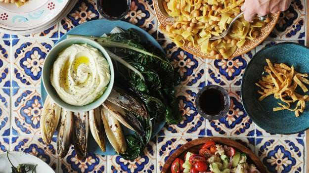 A Vegan Feast from Southern Italy