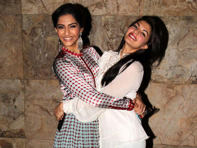 Can You Spot Sonam Kapoor in This Jacqueline Fernandez Photoshoot?