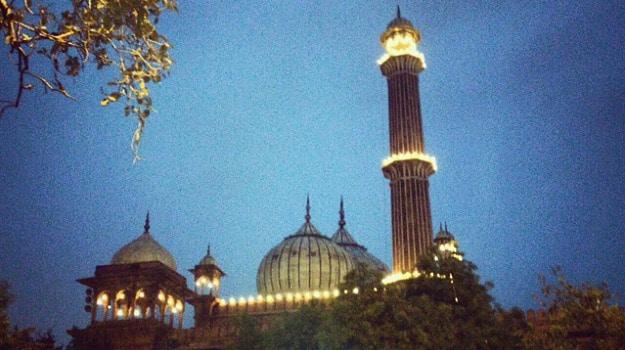 Daawat-e-Dilli:Jama Masjid Iftar Trail