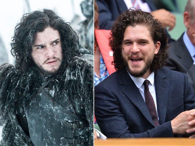 Game of Thrones: These Pics of Kit Harington Have Sparked Hopes of Jon Snow's Comeback