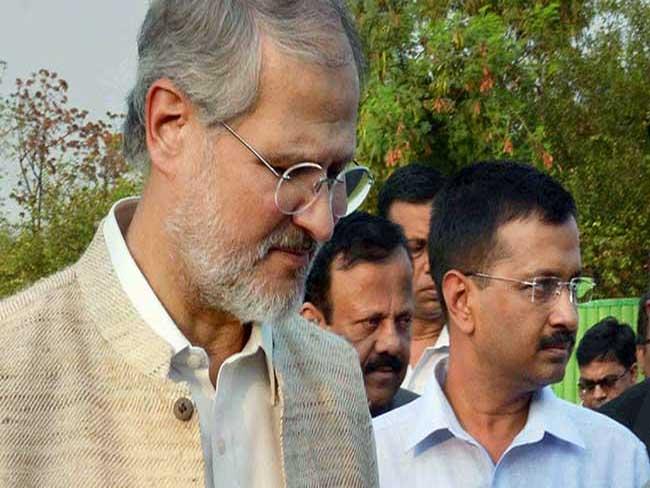 Lt Governor Pressurising Minister for Parole to OP Chautala: Arvind Kejriwal