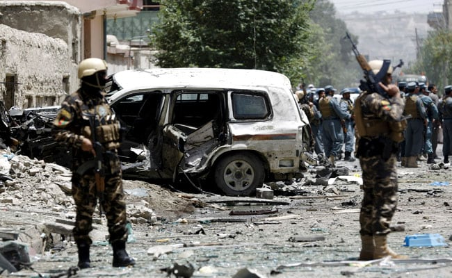 Timeline Of Kabul Attacks Since 2016