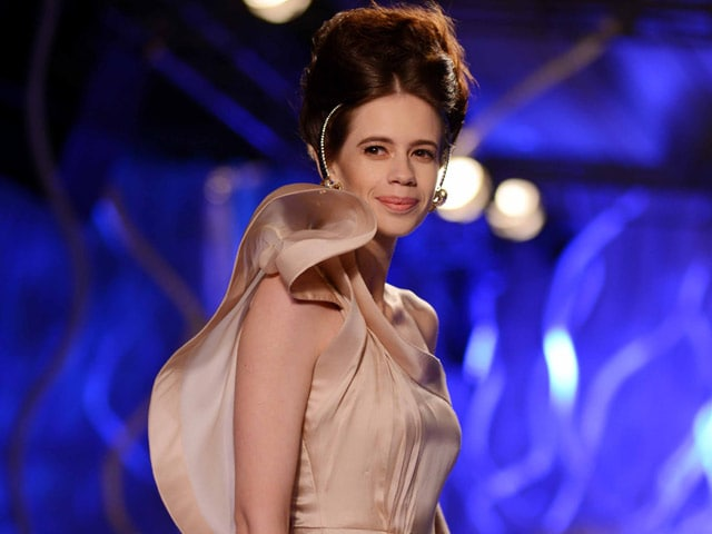 Kalki Koechlin Says Kangana Ranaut, Neha Dhupia Are Stylish Actresses