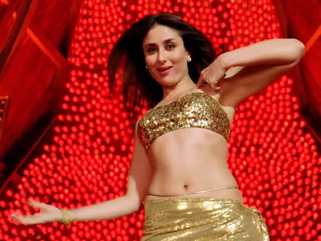 How Kareena Kapoor Sizzles in Gold and Silver in Mera Naam Mary