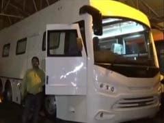 5 करोड़ की बस लक्ज़री गाड़ी नहीं है : तेलंगाना के मुख्यमंत्री का दफ़्तर