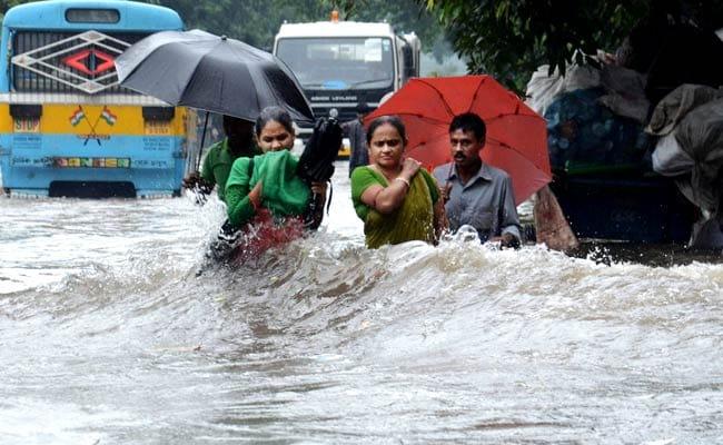 Kolkata Battered By Heavy Rains, More Showers Forecast