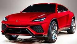 Lamborghini Urus SUV To Be Revealed In December
