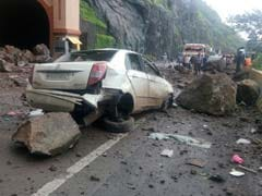 Landslide-Hit Pune-Mumbai Expressway Reopened for Traffic