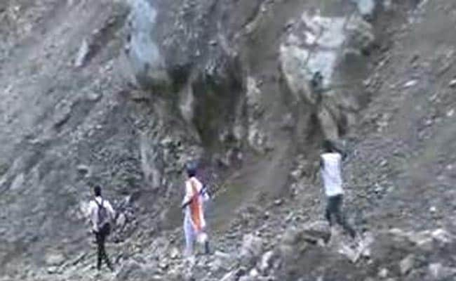 Uttarakhand Government Forgets Locals As Rains Wash Out Key Highway
