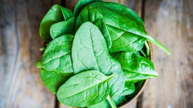 A New Way to Disinfect Green, Leafy Vegetables: Experts
