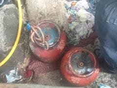 मुबंई : गैस रिसाव से घर में लगी आग, छह घायल
