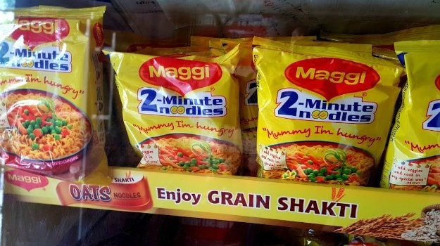 Food Regulating Body Seizes 20,000 Kilograms of Maggi in Lucknow