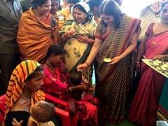 Union Minister Maneka Gandhi Launches 'One Stop Centre' for Women in Chhattisgarh