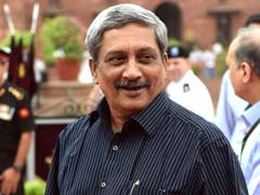 Defence Minister Manohar Parrikar to Leave for Key Visit to US This Week