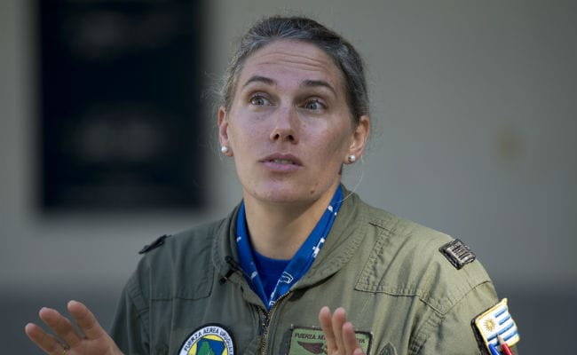 Women Push for Equality in Latin America Military Ranks